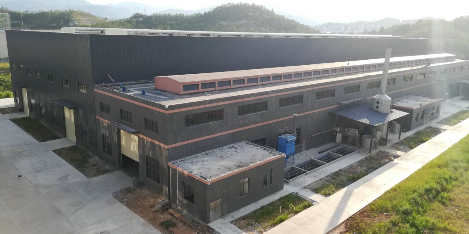 Fukang factory workshop